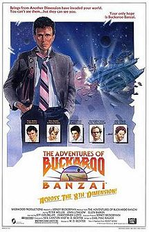 The Adventures of Buckaroo Banzai Across the 8th Dimensio