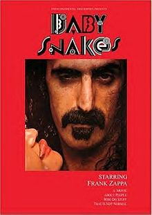 Baby snakes dvd cover