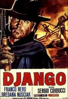 Django DVD Cover